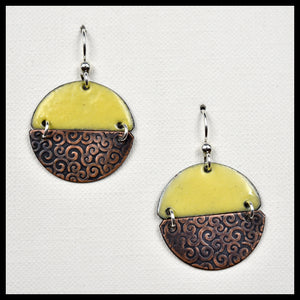 Yin-Yang Earrings