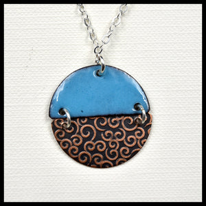 Yin-Yang Small Necklace