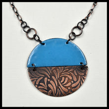 Yin-Yang Large Necklace