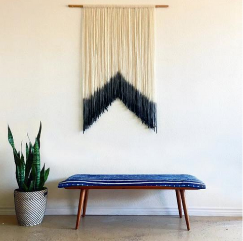 100% Cotton Macrame Wall Hanging - Create Design Love - Home Decor - Home Design