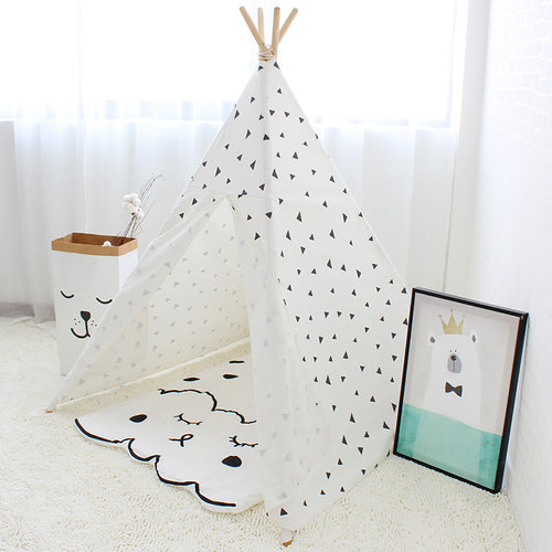 100% Cotton Canvas Tent