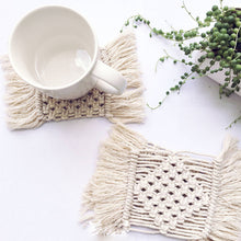 Handwoven Tapestry Coasters