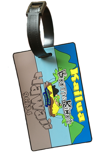B&K Luggage tag