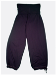 Organic Cotton Ladies Tie Pants