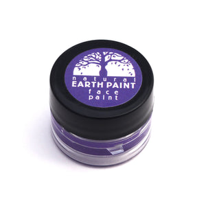 Natural Earth Paint - Purple Natural Face Paint