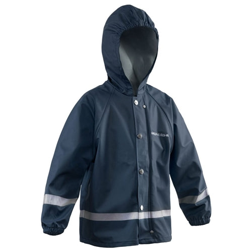 Zenith  Blue Rain Jacket