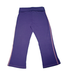 Organic Cotton Capri Pants