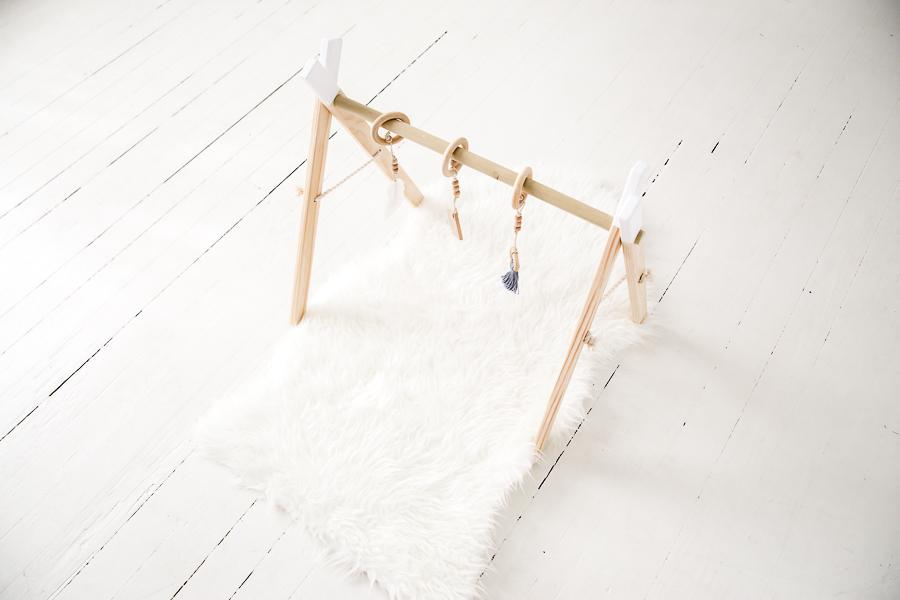 Activity Gym - White