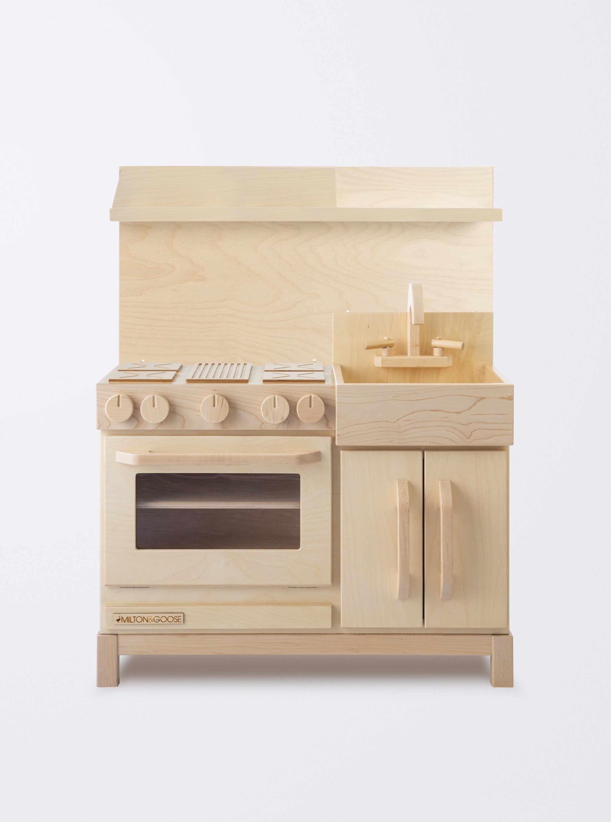 Essential Kitchen Hood by Milton & Goose