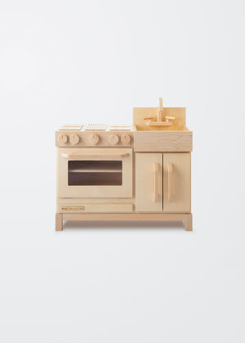 Natural Kitchen by Milton & Goose