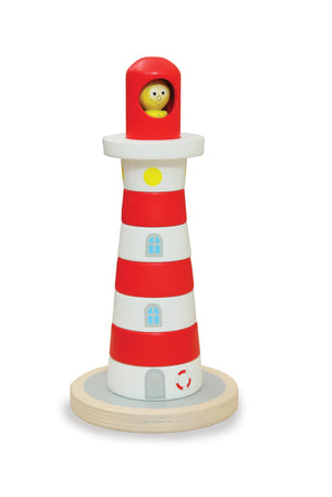 Stack and Play Lighthouse