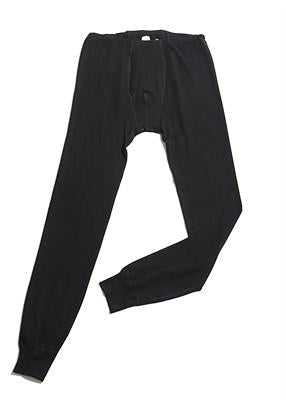Guys Organic Wool/Silk Long Underwear Pants