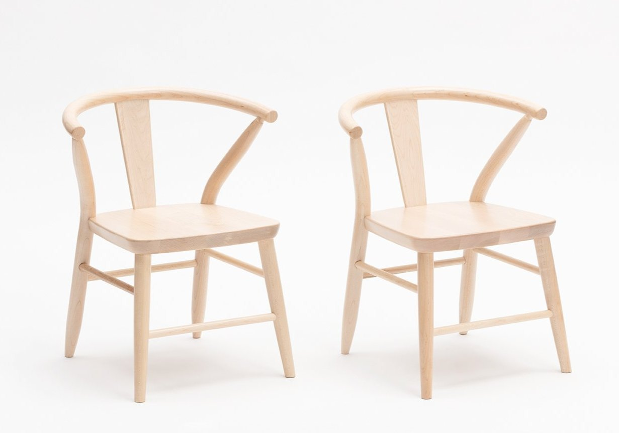 Crescent Chair - Pair
