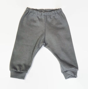 Organic Cotton Slate Pants