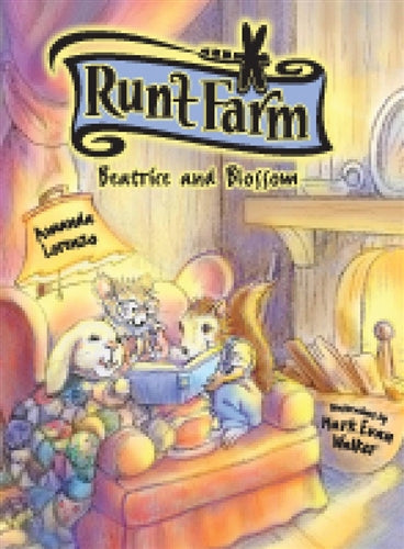 Runt Farm - Beatrice and Blossom