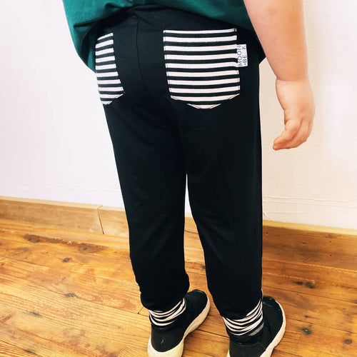 Bamboo Pocket Legging