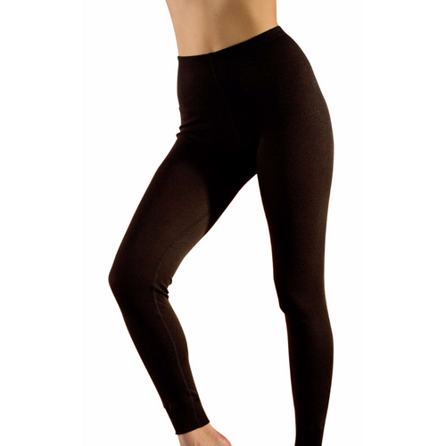 WOMEN'S ORGANIC WOOL/SILK LEGGING