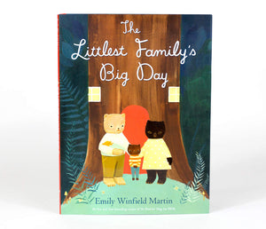 The Littlest Family's Big Day Exploring The World Outside