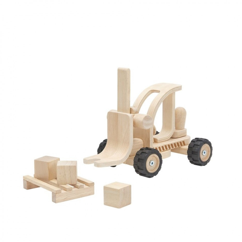 Fork Lift By Plan Toys