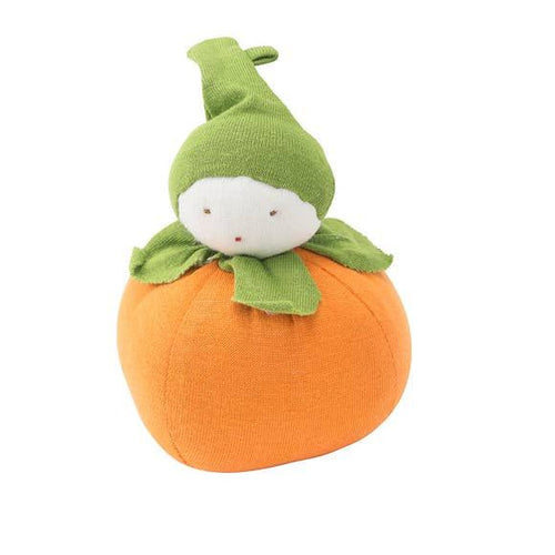 Organic Orange Teething Toy