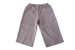 TwOOwls Lavender/Pink Baby Pant -100% organic cotton-Made in the USA