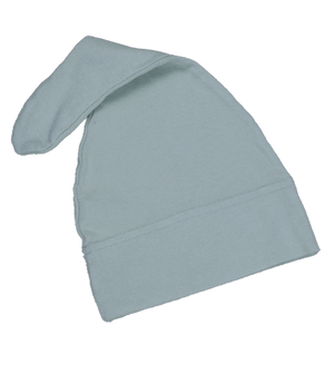 TwOOwls Sky Blue Baby Hat - OS-100% organic cotton-Made in the USA