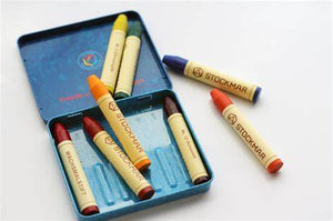 Waldorf Assortment Stockmar Stick Crayons