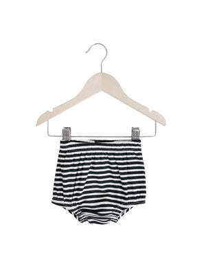 Striped Organic Cotton Baby Bloomers