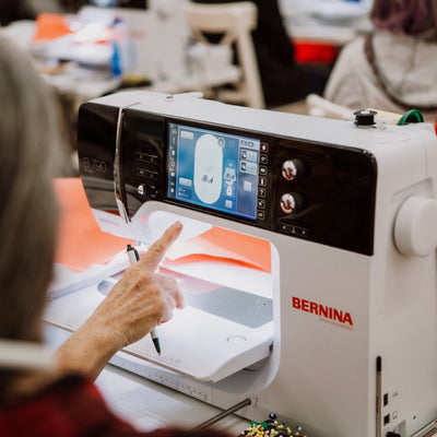 BERNINA Academy III: Find Your Sewing Identity