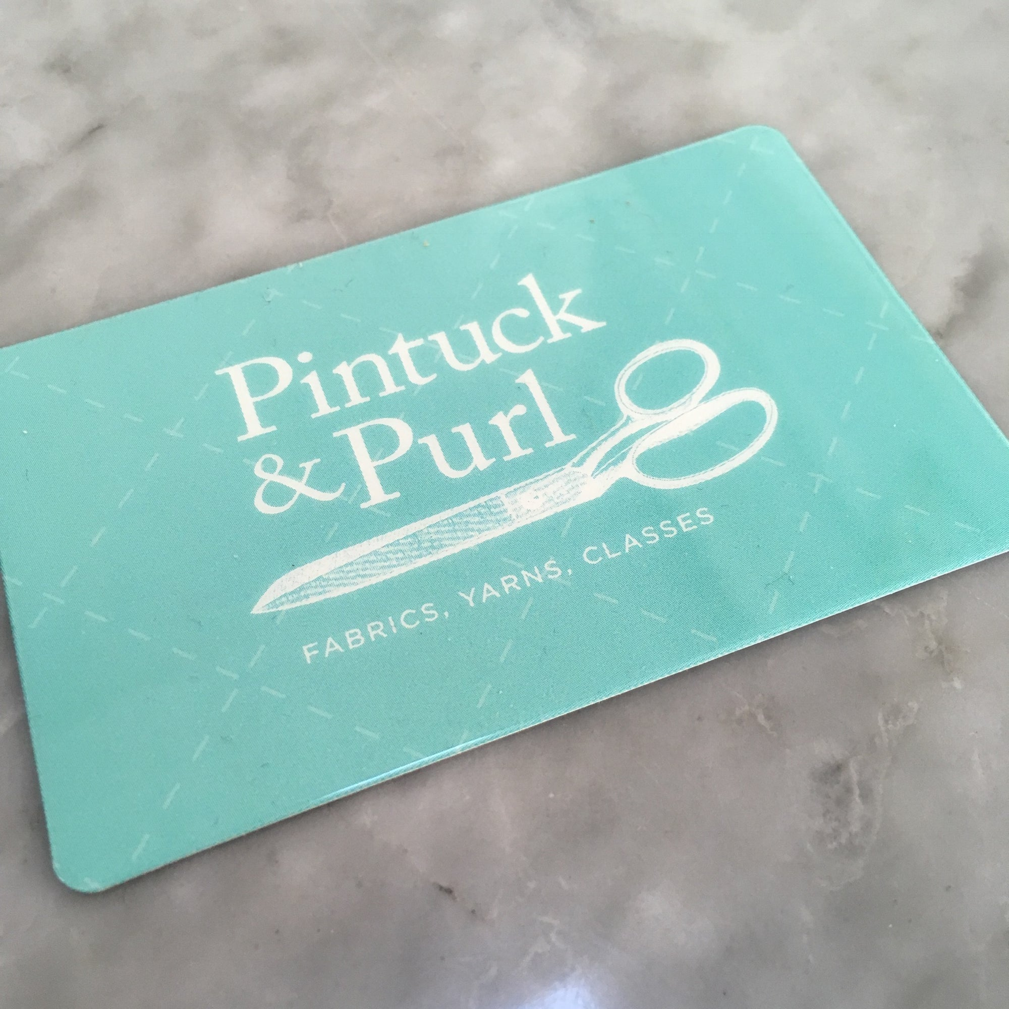 Gift Card: In-Store Use Only