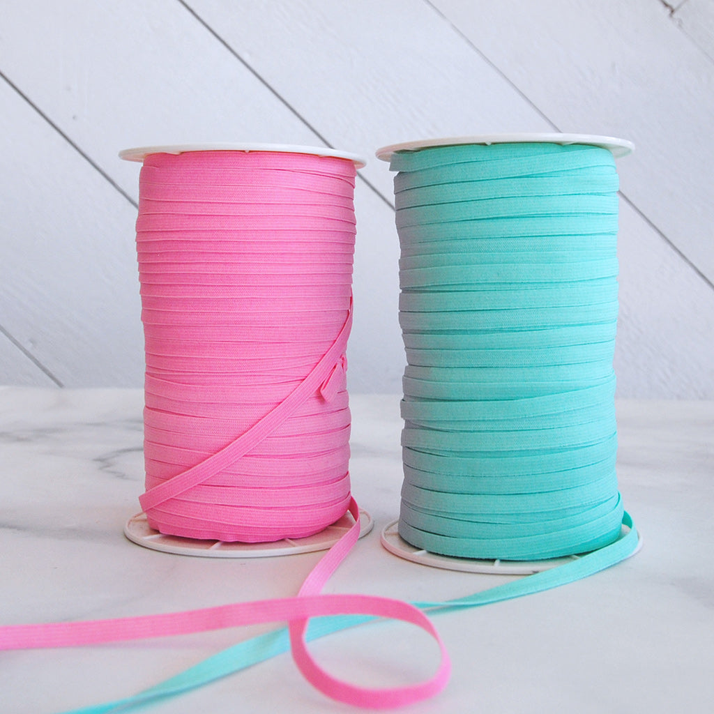 Colored Elastic - 1/4""