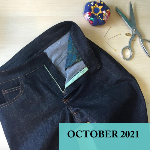 10/29-10/31 Master Class: Ginger Jeans