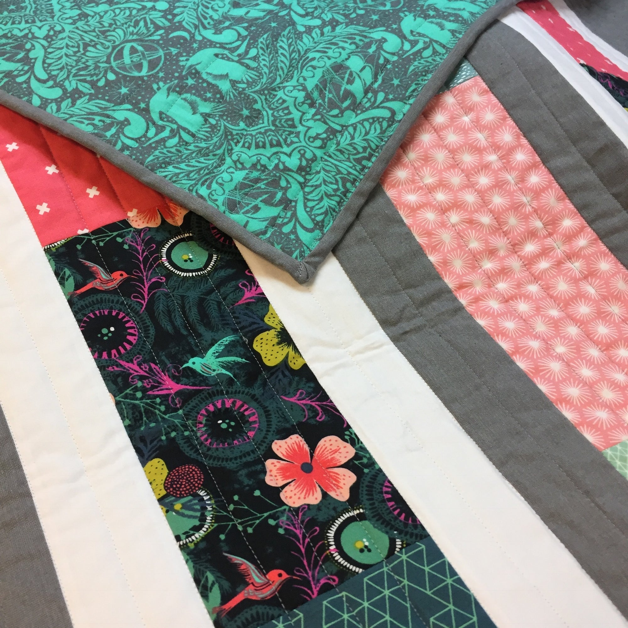 Quilting 101: Strip It Down 2/4, 2/11, 3/3