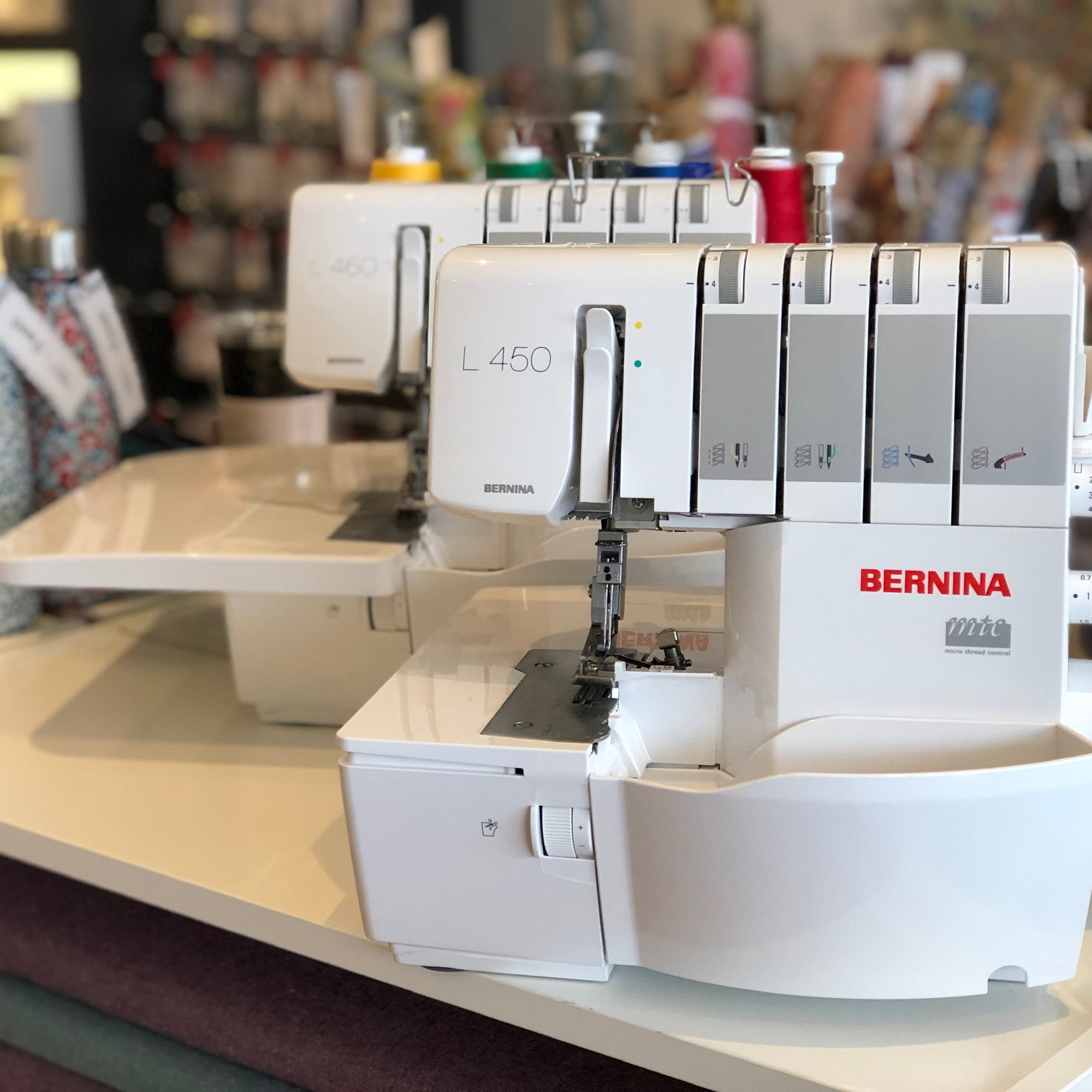 Serger Basics 02/14