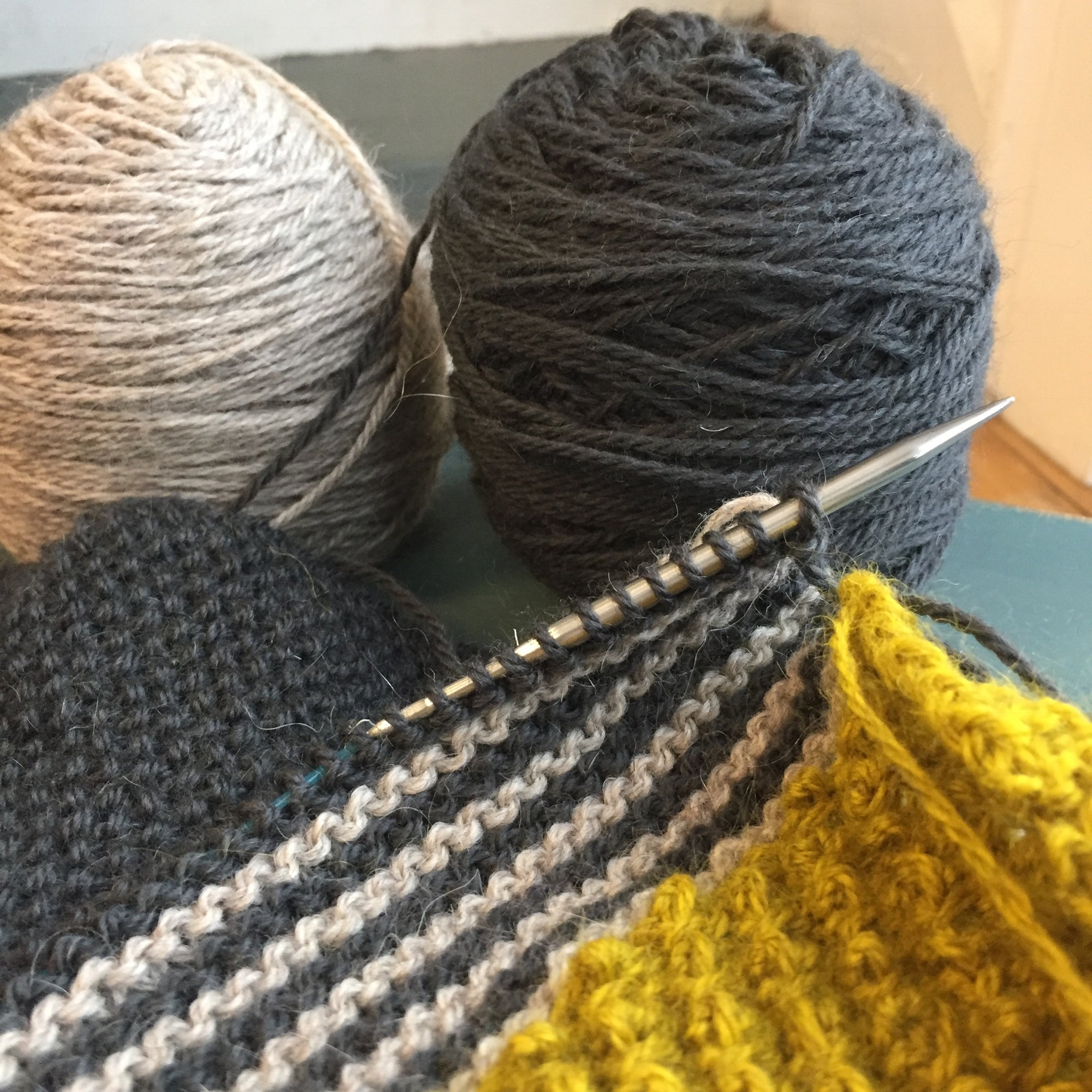 Knit Clinic 03/13