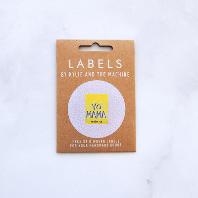 Sew-In Labels