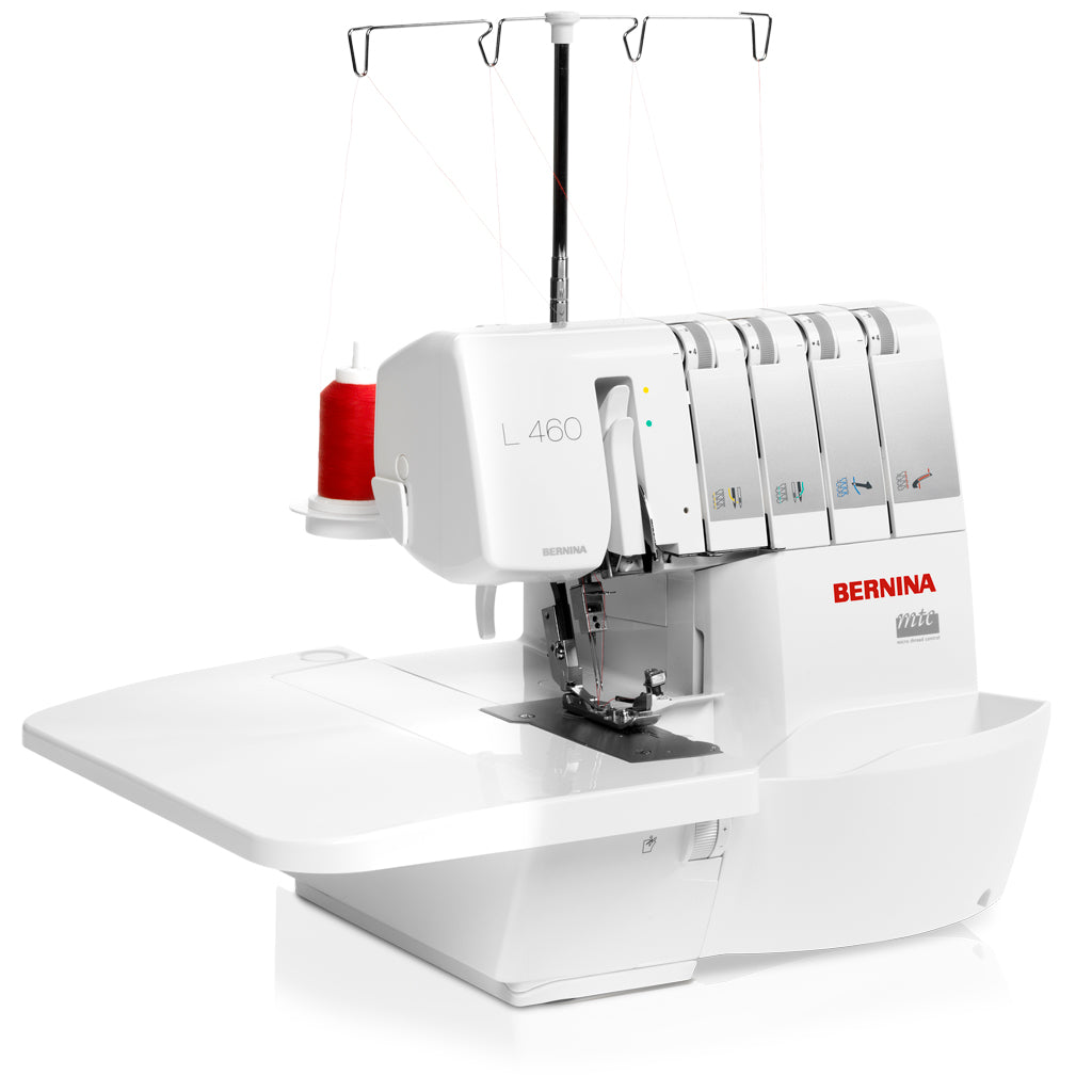 BERNINA Overlocker Lab