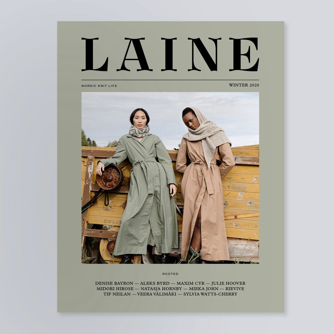 Laine: Issue 10