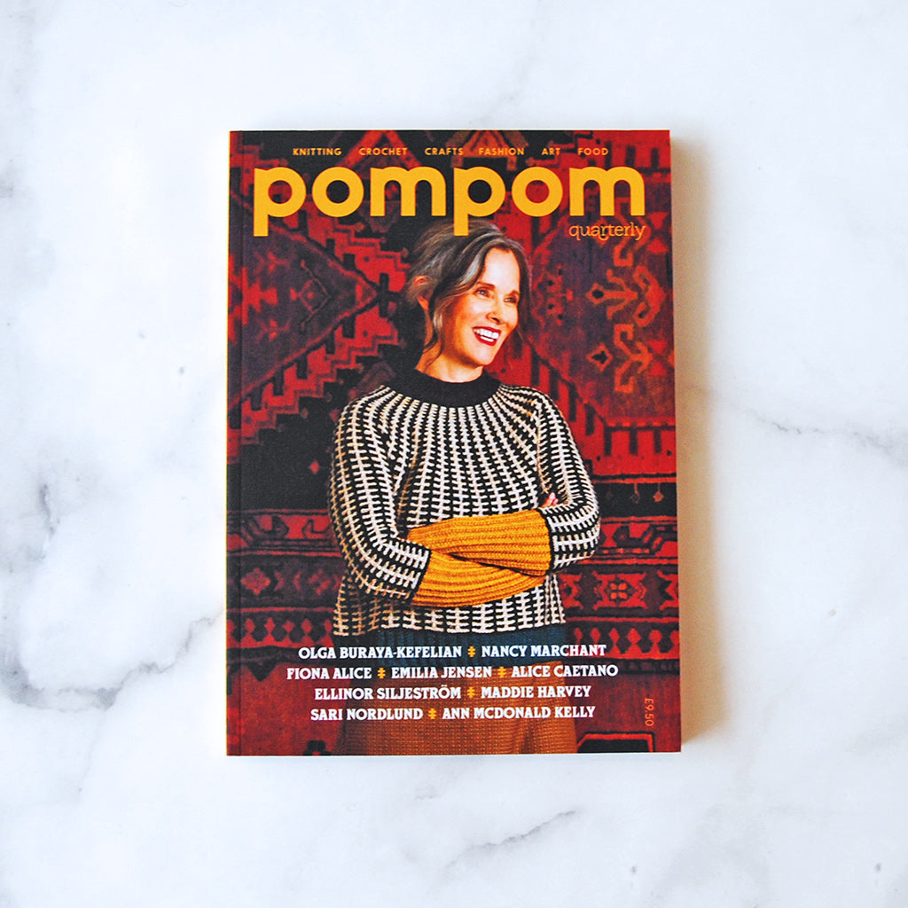 Pompom Knitting Issue 22: Fall