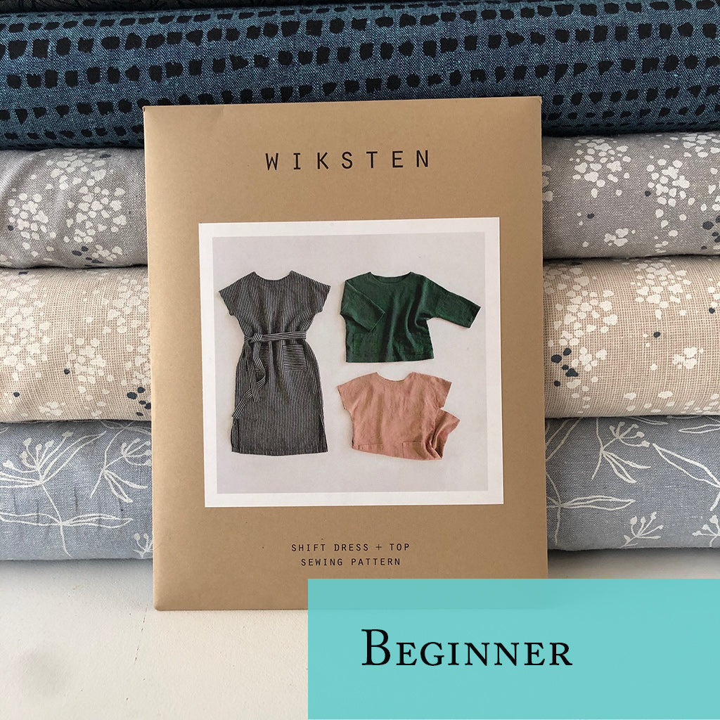 Virtual Garment 101: Wiksten Top Starts 01/14
