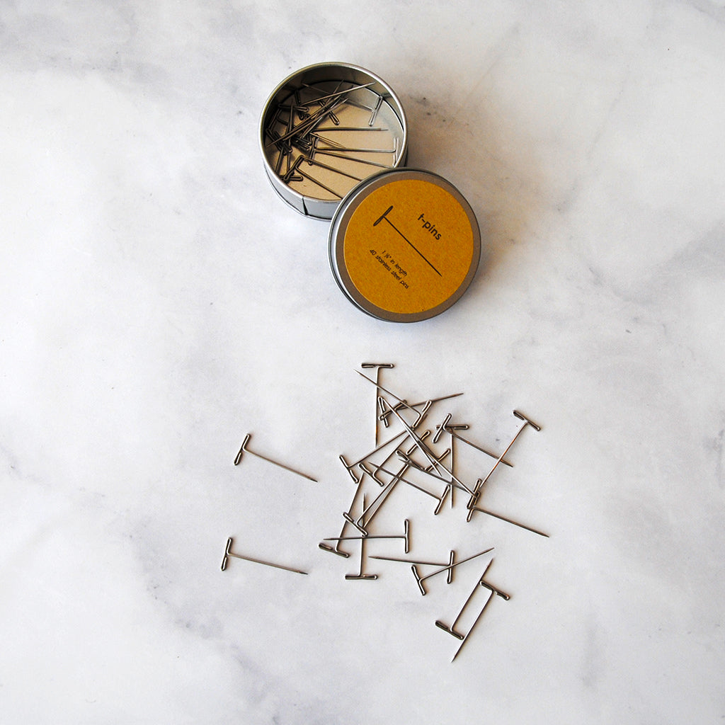 Cocoknits T-Pins