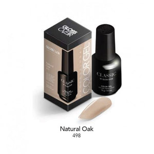 498 NATURL OAK 1/2 OZ