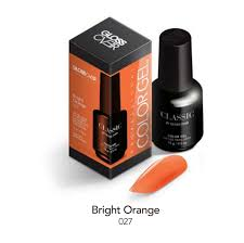 027 BRIGHT ORANGE 1/2 OZ