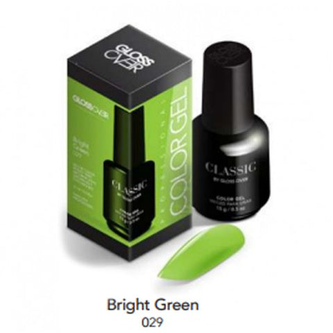 029 BRIGHT GREEN 1/2 OZ