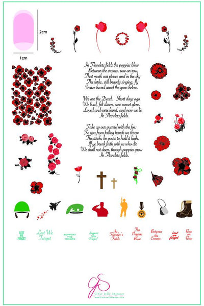 CJS H 26 FLANDERS FIELDS