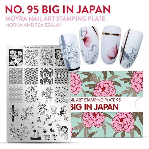 MOYRA 95 BIG IN JAPAN