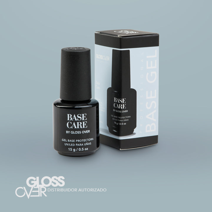 GLOSS OVER BASE CARE 1/2 OZ