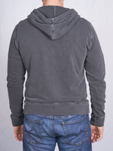 Load image into Gallery viewer, Men's Full Zip Hoodie in Slate