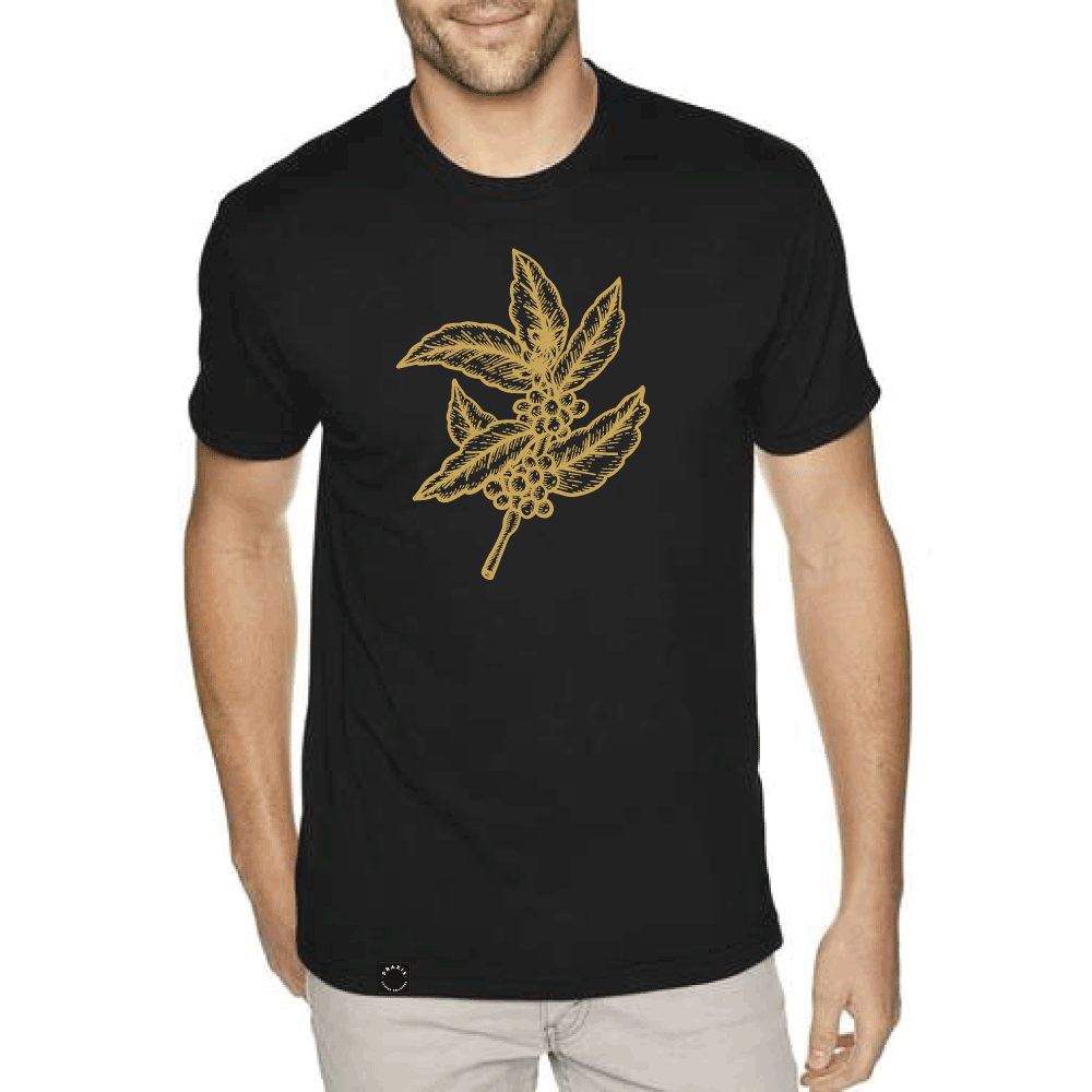 Men's Coffee Plant T-Shirt
