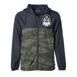 Death's Door Unisex Windbreaker Jacket